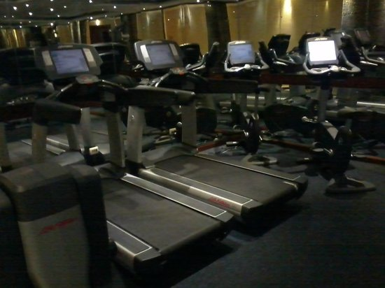 Ramada Santo Domingo Princess Hotel: Gym