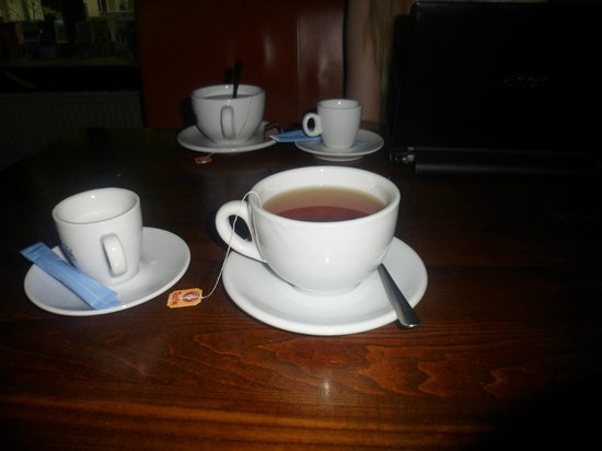 St. Christopher's Inn Berlin : Cup of tea!