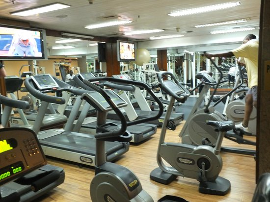InterContinental Nairobi: gym