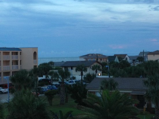 Hampton Inn & Suites St. Augustine - Vilano Beach: View