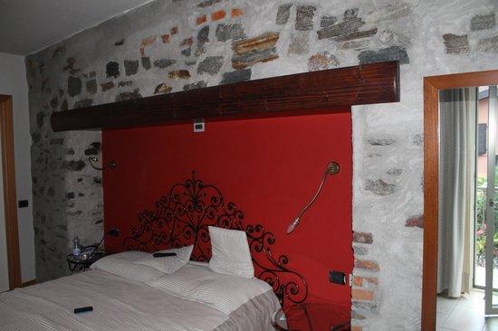 Hotel Villa Colico: la nostra camera