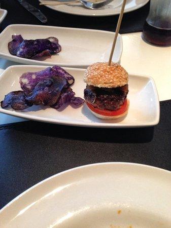 Donostia Restaurant: slider