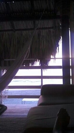 Kohsamui Hotel De Mar: varanda do hotel