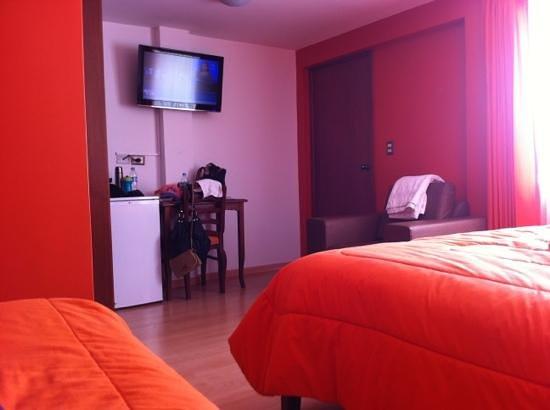 Casona Terrace Hotel: habitacion