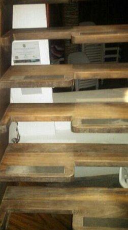 Kohsamui Hotel De Mar: escadas do hotel: um pé por degrau