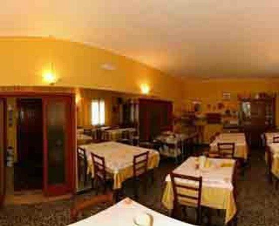 Hotel Estrellita : La sala da pranzo e veramente bella