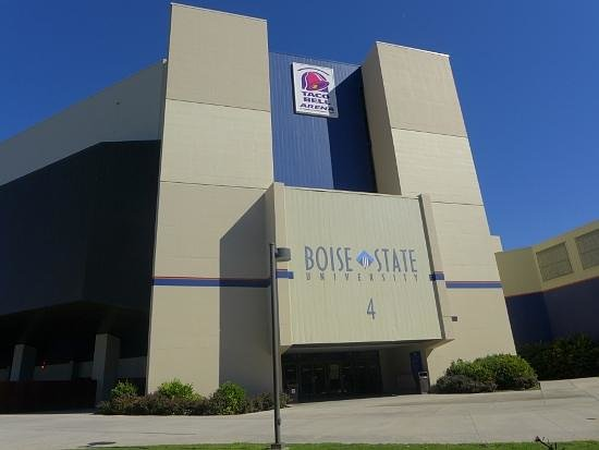 Taco Bell Arena Picture Of Boise State University Boise Tripadvisor