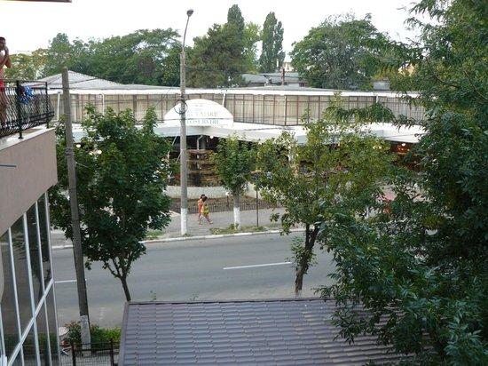 Villa Coralis: View from balcony
