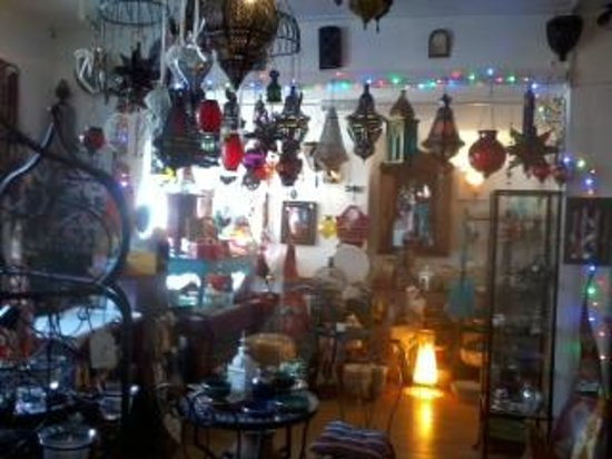 Arabesque Bazaar and Bistro: Thought had gone to heaven!