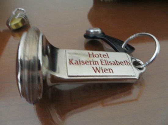 Kaiserin Elisabeth: lovely key!