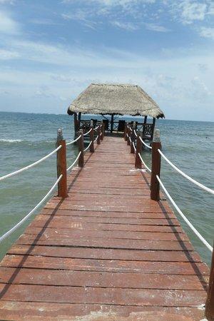 Azul Beach Resort Sensatori Mexico: The beach