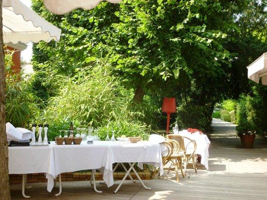 Villa9Trois : Jardin