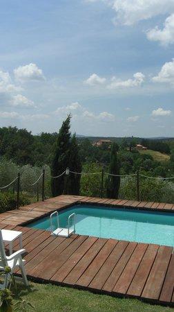 Il Pettirosso: Outside