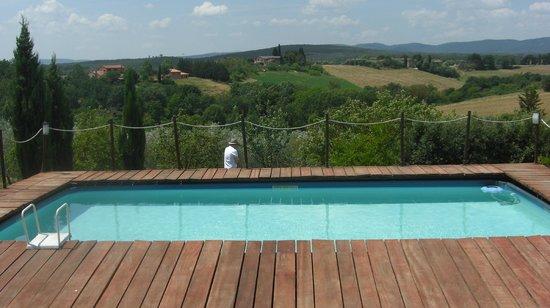 Il Pettirosso: Pool