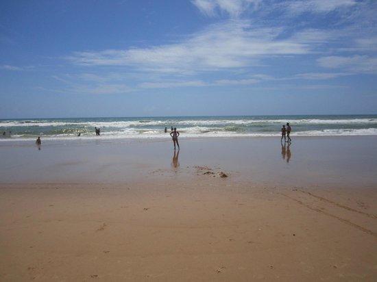 Imbassai, BA: playa
