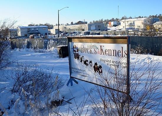 Yellowknife Dog Kennels