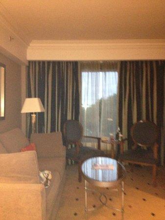 InterContinental London Park Lane: Club Zimmer