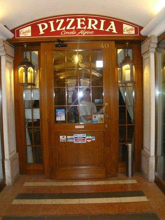 Pizzeria Circolo Alpino
