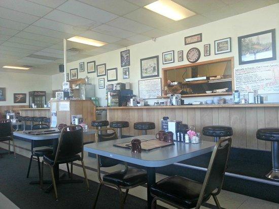 Rosie's Restaurant: Cute cafe style