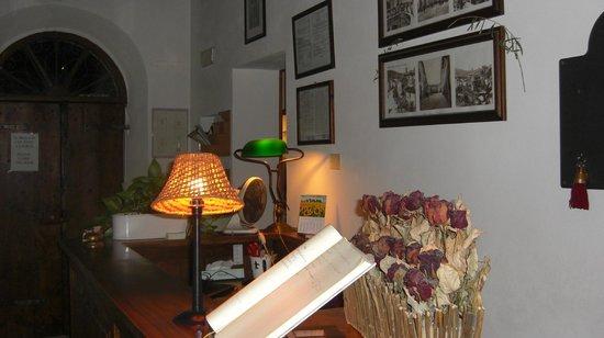 Hotel La Fonte del Cieco: Reception4