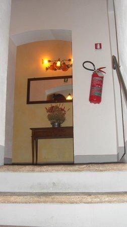 Hotel La Fonte del Cieco: Reception3