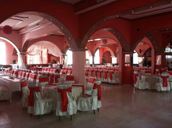Hotel Oxa: restorant