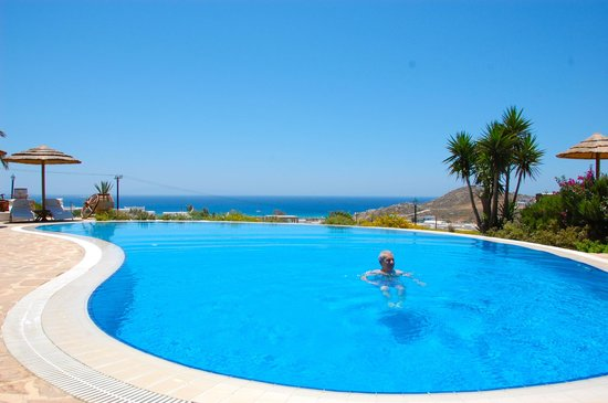 Kavos Boutique Hotel Naxos: Pool