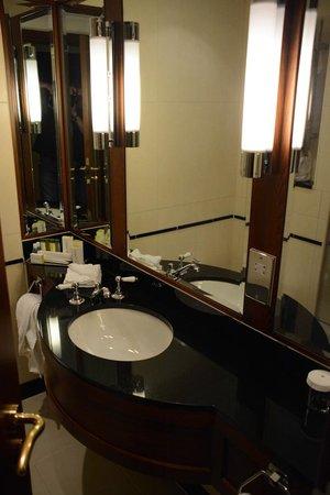 DoubleTree by Hilton Hotel Newcastle International Airport: bath