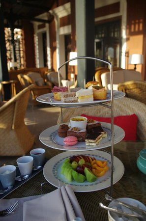The Terrace: High Tea