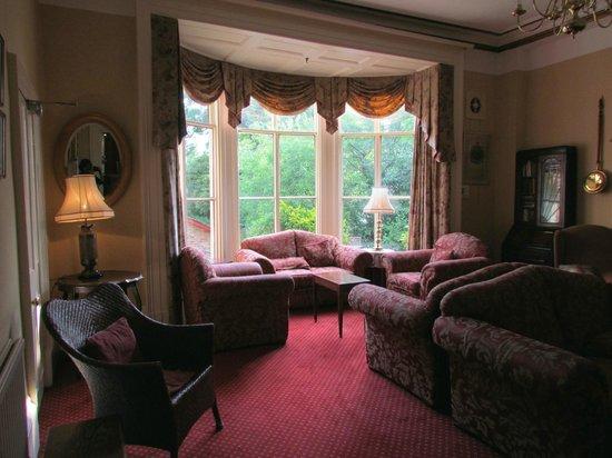 Holgate Hill Hotel: Living room