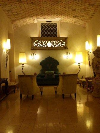 Veneto Palace Hotel: Lobby