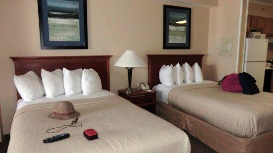 Quality Inn Boardwalk: Room 310
