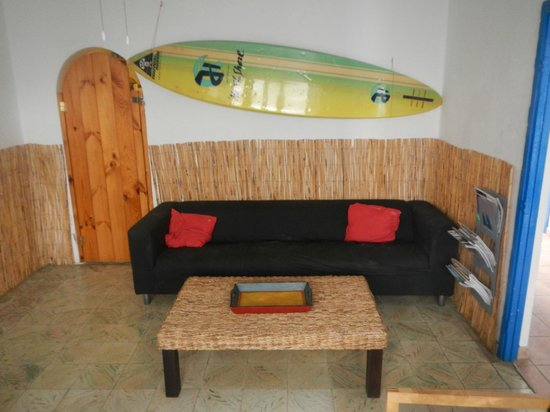 Sol Y Mar : Living room with Wifi