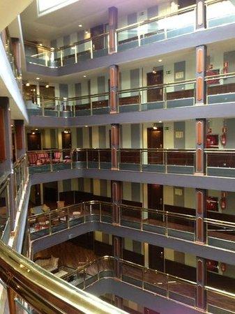Hotel Plaza Andorra: habitaciones
