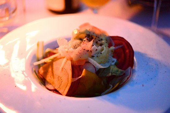 CanoeHouse: robb farms roasted beets