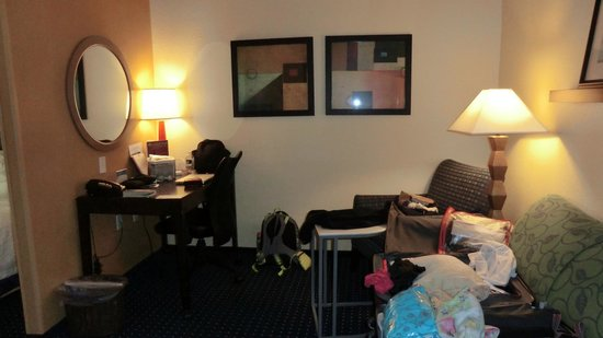 SpringHill Suites by Marriott Annapolis : #102