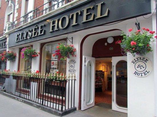 Elysee Hotel London Reviews