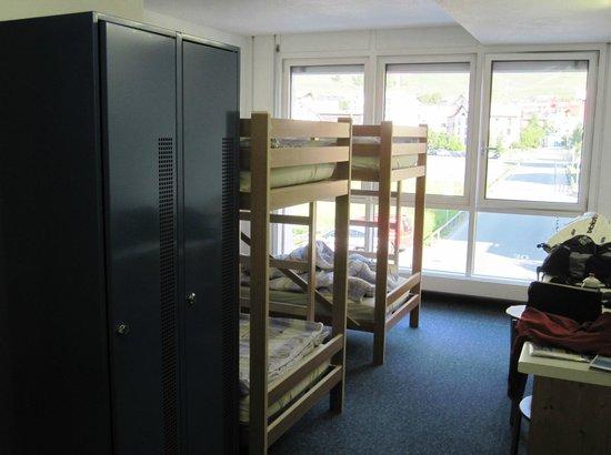 """All in One Hotel Inn Lodge: Csmera """"dormitorio"""" da 4 persone"""