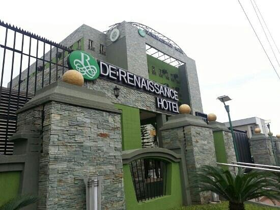 Hotel Outlook - Picture of De Renaissance Hotel, Lagos - TripAdvisor