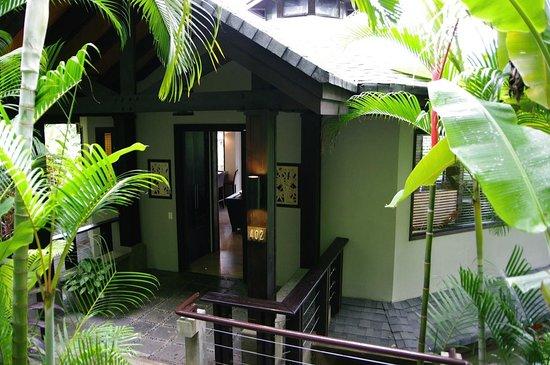 """Tulemar Resort : Room 402 (aka """"White Faced Monkey"""")"""