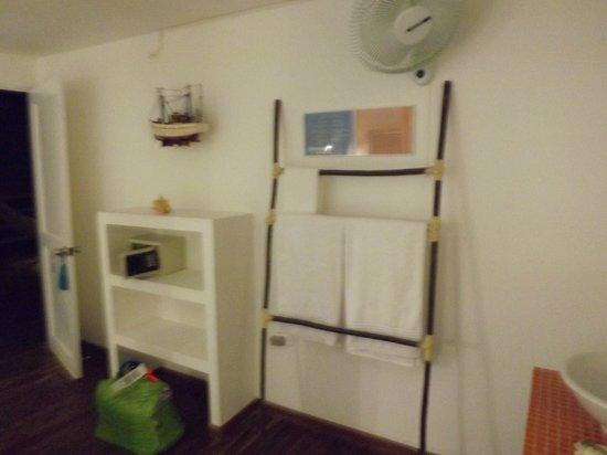 Kohsamui Hotel De Mar : quarto azul