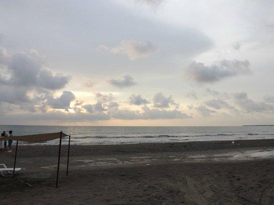 Kohsamui : praia vista da varanda