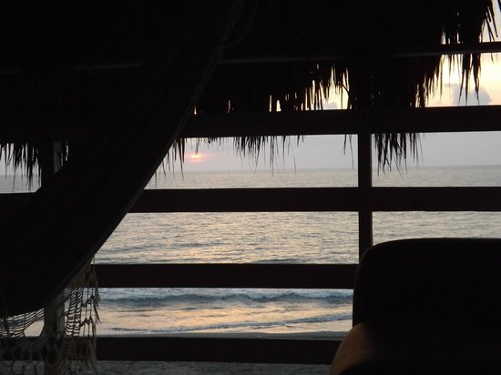 Kohsamui Hotel De Mar : área da varanda
