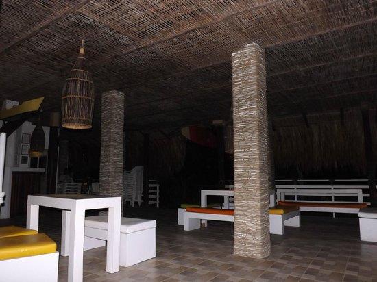 Kohsamui Hotel De Mar : área do restaurante