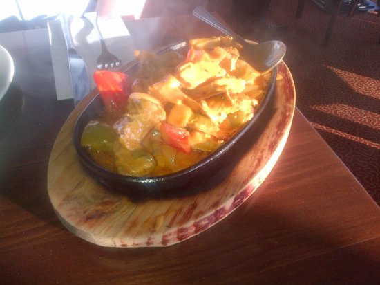 The Chartroom: Sizzling Chicken