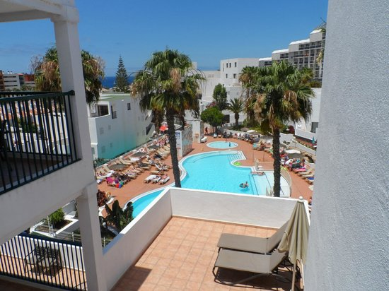 Sunset Bay Club: view