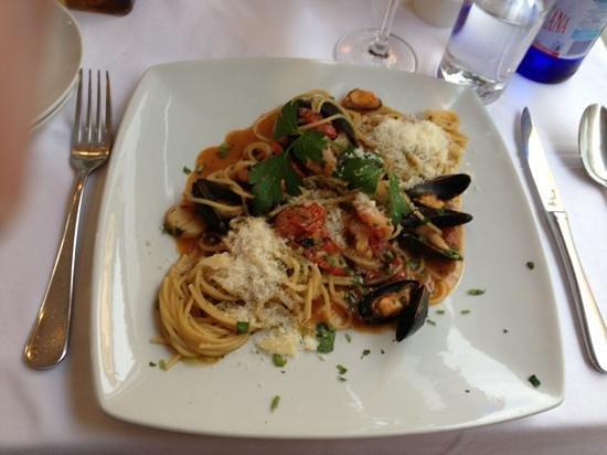 Ruffino Ristorante Italiano: Spaghetti