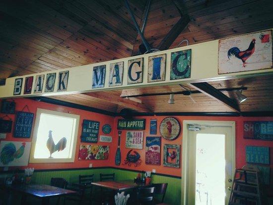 Black Magic Cafe : Black Magic