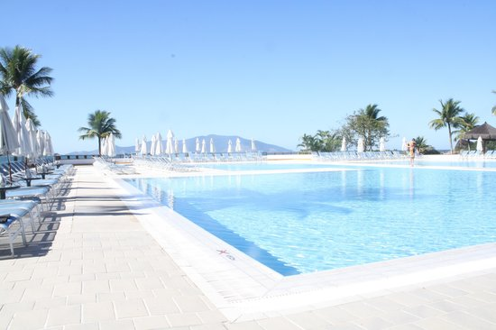 Club Med Rio Das Pedras: The pool area
