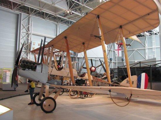 Musée de l'aviation et de l'espace du Canada: Antique Aircraft